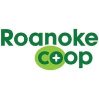 Roanoke Co+op logo.