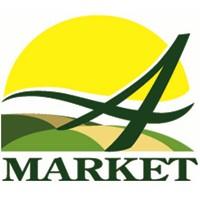 A Market Natural Foods logo.